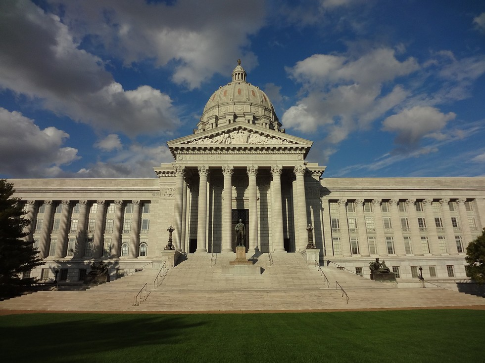 A push underway in the Missouri Legislature would take a sledgehammer to Title IX.