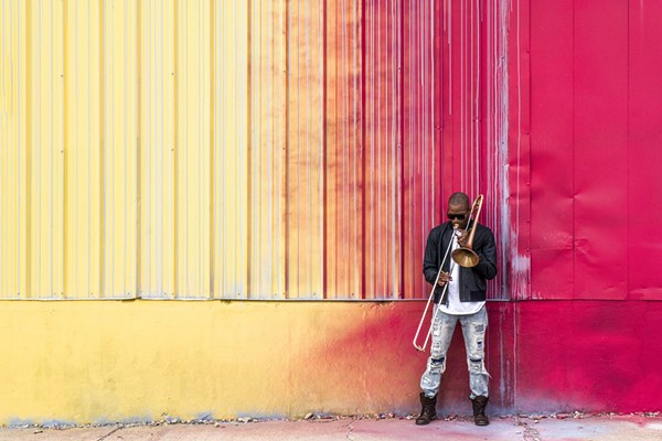 Trombone Shorty & Orleans Avenue will perform at the Pageant on Friday, June 7. - MATTHIEU BITTON