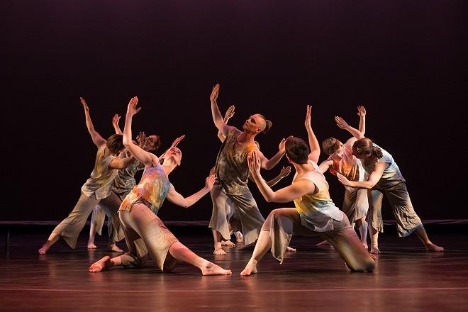 Karlovsky & Company Dance explores time itself in Shifting Time. - BOB MORRISON
