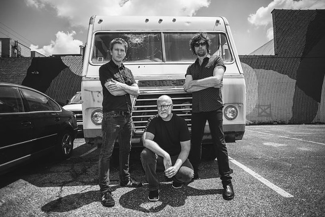 Bob Mould will perform at Old Rock House on Wednesday, September 14. - PHOTO BY MATT LIEF ANDERSON