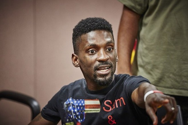 Bruce Franks Jr. has won his case challenging the August 2 election. - PHOTO BY STEVE TRUESDELL