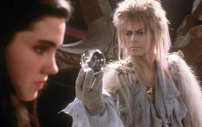 You publicly mourned David Bowie. Isn't it time to see Labyrinth on the big screen? - (C)2016 THE JIM HENSON COMPANY INC.