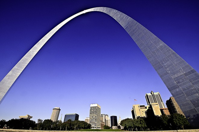 For 10,000-plus immigrants last year, St. Louis really was the Gateway to the Western world. - PHOTO COURTESY OF FLICKR/FRANCISCO DIEZ