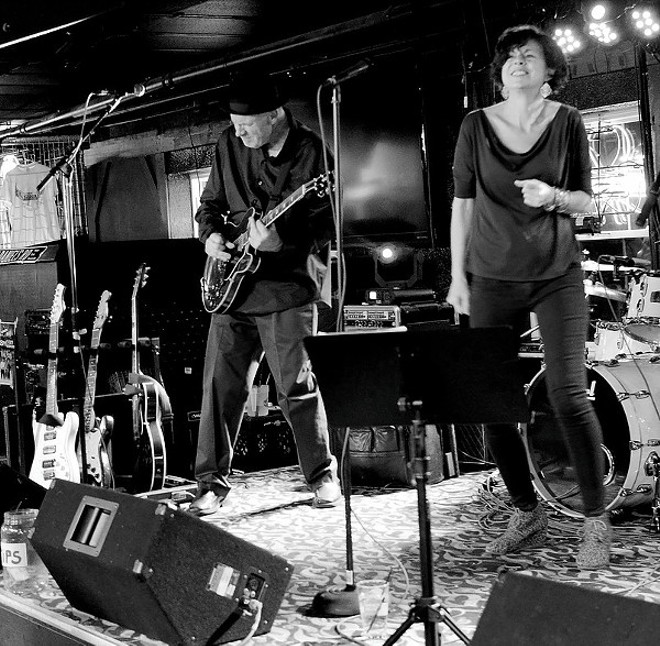 The Green McDonough Band will perform at BB's Jazz, Blues & Soups on Saturday night. - PHOTO COURTESY OF THE GREEN MCDONOUGH BAND