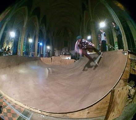 Sk8 Liborius. - PHOTO BY DANIEL HILL