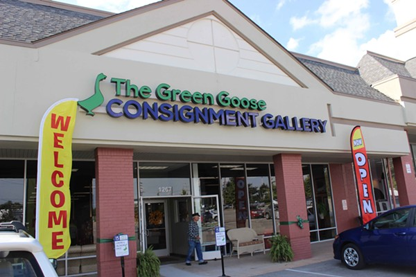 The Green Goose's second location is in Webster Groves. - PHOTO BY LAUREN MILFORD