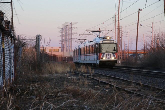 A north-south MetroLink proposal received some federal support. - PAUL SABLEMAN/FLICKR