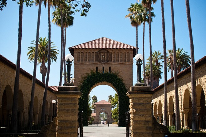 Stanford wants to help us. Gee, isn't that sweet? - PHOTO COURTESY OF FLICKR/ANNA FOX