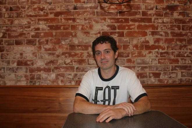 Byron Smith, co-owner of Eat Sandwiches. - CHERYL BAEHR