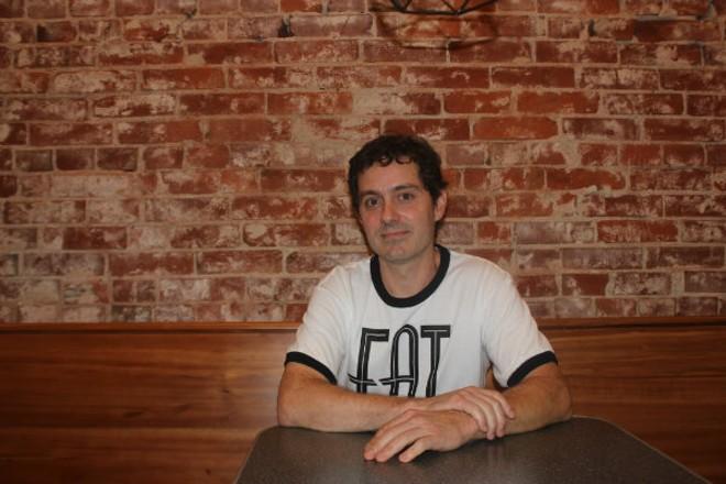 Byron Smith, co-owner of Eat Sandwiches. - CHERYL BAEHR