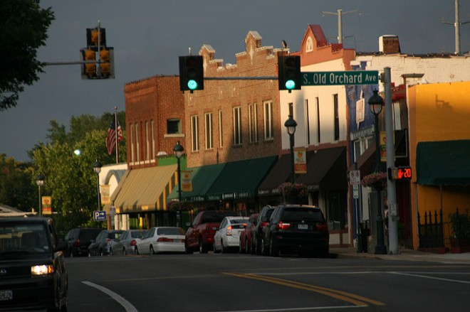 Webster Groves: No. 14 on the list of Missouri's safest cities in 2016. - PHOTO COURTESY OF FLICKR/PAUL SABLEMAN