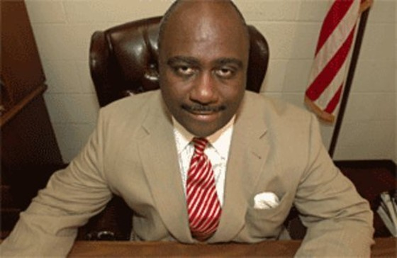 Ex-Pine Lawn Mayor Sylvester is serving 33 months in federal prison for taking bribes from business owners. - PHOTO BY JENNIFER SILVERBERG