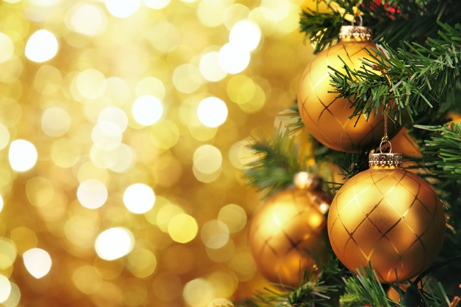 """""""We need a little Christmas! Right this very minute!"""" - SHUTTERSTOCK/SOFIAWORLD"""
