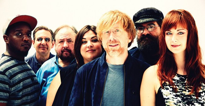 Trey Anastasio will perform at the Pageant on Wednesday, May 3. - PRESS PHOTO VIA CADENCE MUSIC GROUP