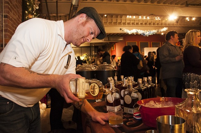 Holiday Spirits comes to Delmar Hall this Saturday. - PHOTO BY MICAH USHER