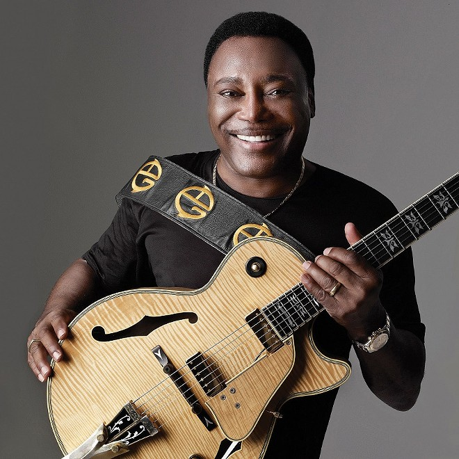 George Benson will perform at the Sheldon on Friday, May 12. - PRESS PHOTO