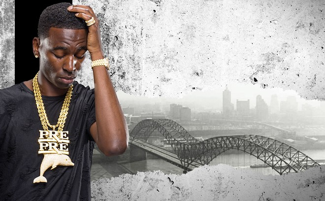 Young Dolph will perform at the Pageant on Sunday, January 15. - PRESS PHOTO