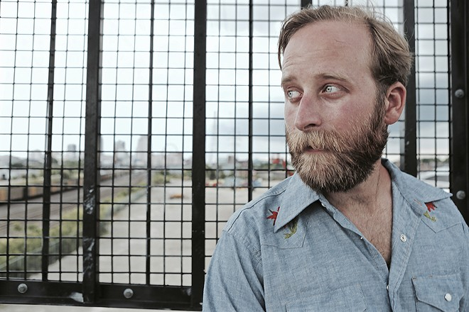 Jack Grelle. - PHOTO BY NATE BURRELL