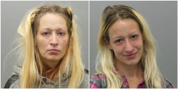 Kristal Collier, 34, ripped off a string of elderly victims, St. Louis police say. - IMAGE VIA ST. LOUIS COUNTY POLICE