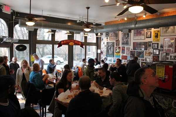 Everyone's favorite Benton Park restaurant has something to celebrate this winter. - RFT FILE PHOTO