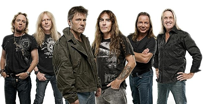 Iron Maiden will perform at Hollywood Casino Amphitheatre on Wednesday, July 12. - PRESS PHOTO
