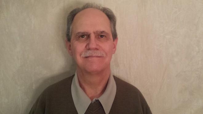 """Bob Stretch, creator of """"Streak's Corner."""""""