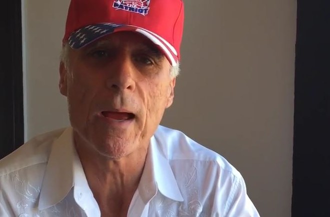 Bob Romanik believes it's okay  to use the N-word to insult black people he doesn't like. - IMAGE VIA YOUTUBE