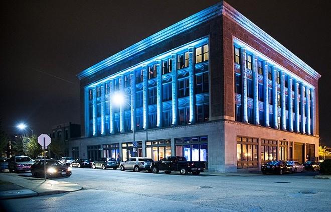 Cinema St. Louis will screen award-winning shorts at .ZACK on Monday. - PHOTO BY KELLY GLUECK