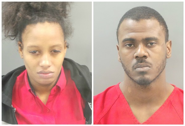 Ebony Jones and Jeramee Ramey face manslaughter charges in the death of Jones' 6-year-old daughter. - IMAGES VIA ST. LOUIS METROPOLITAN POLICE