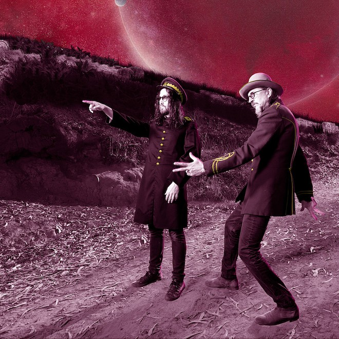 The Claypool Lennon Delirium plays Delmar Hall on April 23. - JAY BLAKESBERG