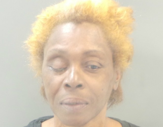 Darlene Brison was charged with first-degree murder. - COURTESY ST. LOUIS CORRECTIONS