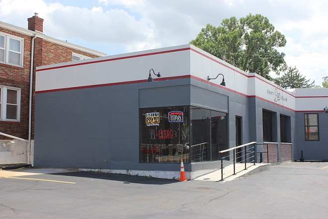 Living Room has closed its shared space with Craft Beer Cellar in Southampton. - SARAH FENSKE