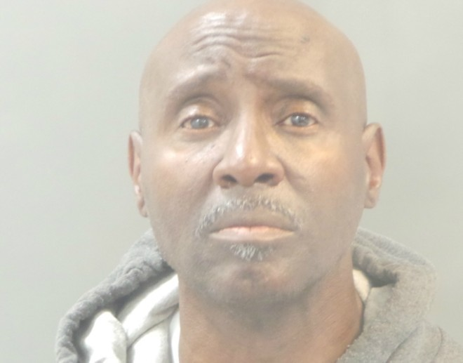 James Perkins is charged with assaulting a fellow city employee. - COURTESY ST. LOUIS POLICE
