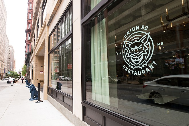 Union 30 is located in downtown St. Louis. - MABEL SUEN