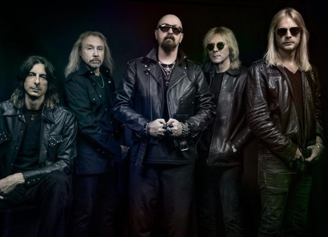 Judas Priest will perform at Stifel Theatre on Monday, June 3. - VIA APA AGENCY