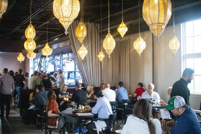 The Bellwether is now open in Lafayette Square. - CHERYL BAEHR