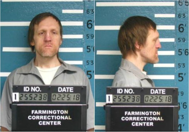 Edward Terry has a long criminal history. - MISSOURI DEPARTMENT OF CORRECTIONS