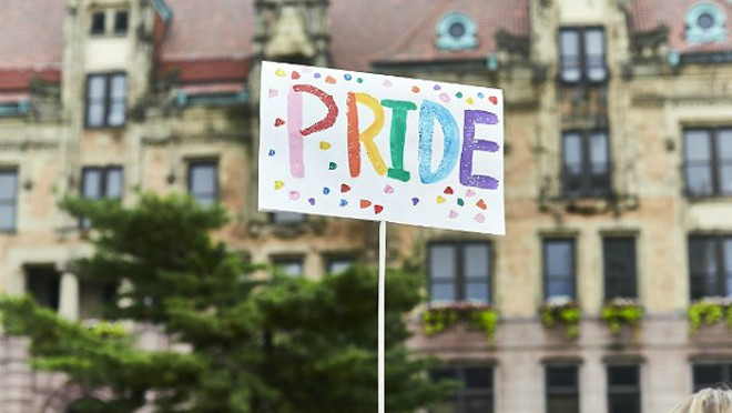 Metro Trans Umbrella Group won't participate in the Pride parade. - THEO WELLING