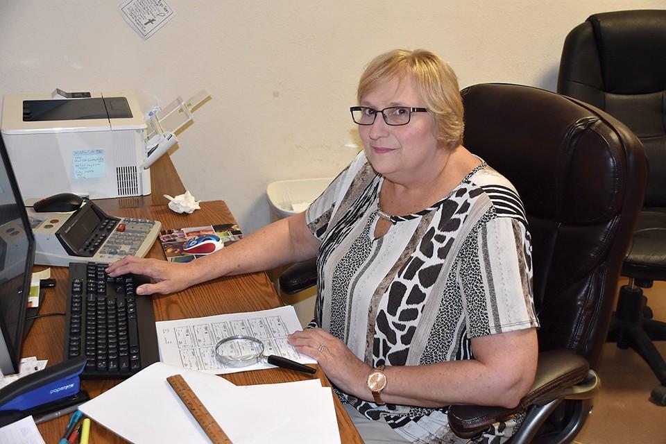 Parma's former treasurer Kim Hampton says an audit is long overdue. - DOYLE MURPHY