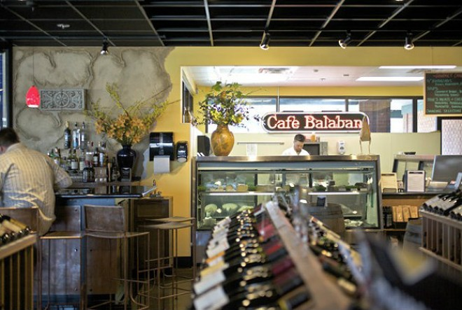 With a new owner, Balaban's is returning to where it all began. - JENNIFER SILVERBERG
