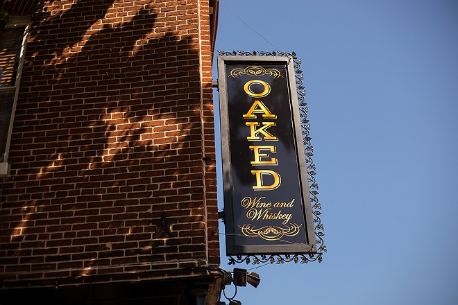 Oaked fills a niche is Soulard's bar and dining scene. - MABEL SUEN