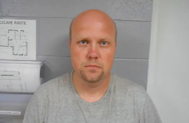 William Derek Williams faces between 15 and 30 years for his crimes. - VIA CLINTON COUNTY SHERIFF'S OFFICE