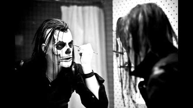 Michale Graves will perform at Fubar on Tuesday, October 8. - VIA M7 AGENCY