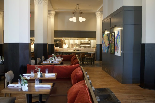 The Last Kitchen has a stunning vintage aesthetic. - CHERYL BAEHR