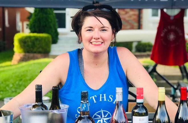 Southside Wine + Spirits co-owner Tiffany Harmon - COURTESY SOUTHSIDE WINE + SPIRITS