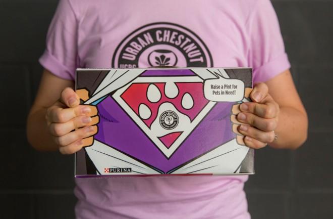 A closer peek at the new Urban Underdog packaging. - COURTESY URBAN CHESTNUT BREWING CO.