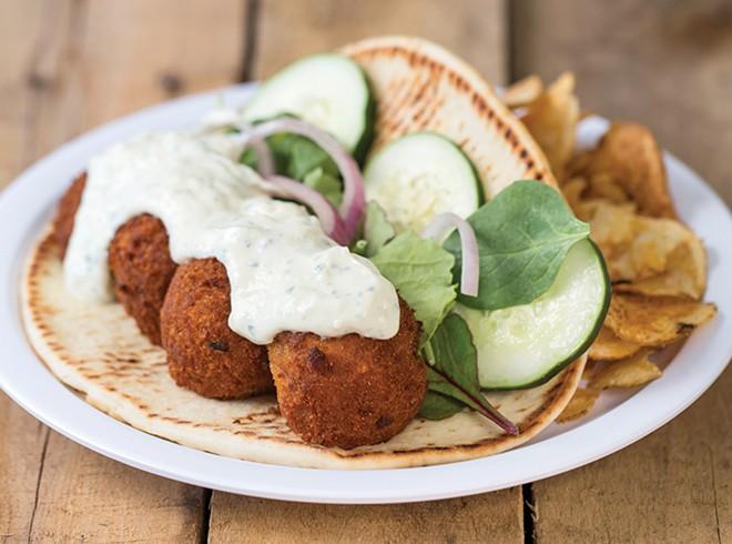 Lulu's Local Eatery is a vegetarian spot that everyone can love. - JENNIFER SILVERBERG