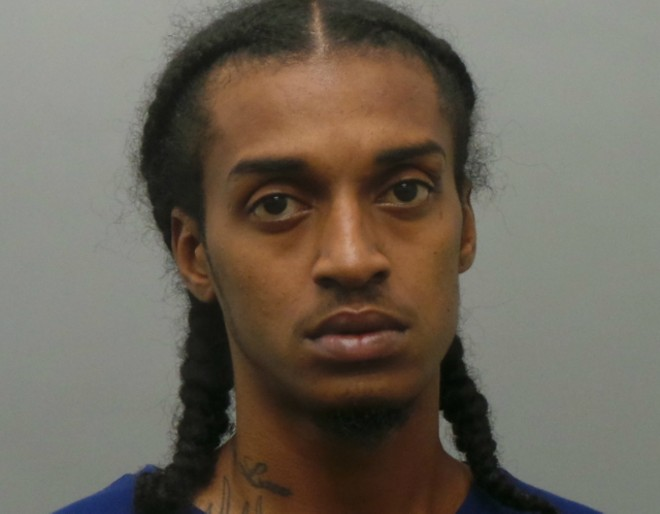 Demtrius Cole was charged with second-degree murder. - COURTESY ST. LOUIS COUNTY POLICE