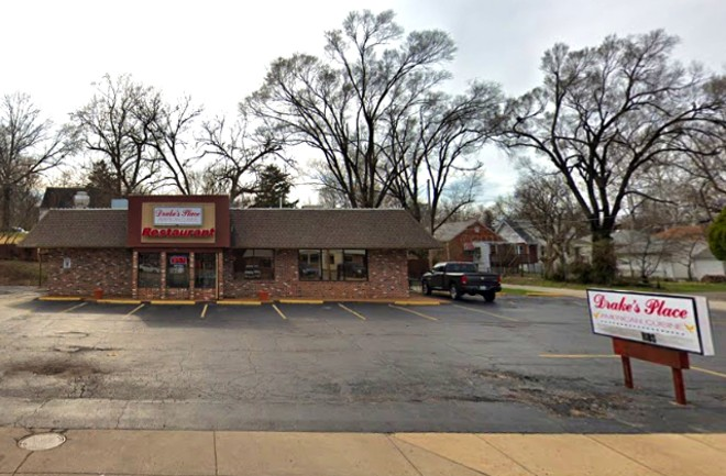 Drake's Place opened in Ferguson in 2014. - GOOGLE MAPS