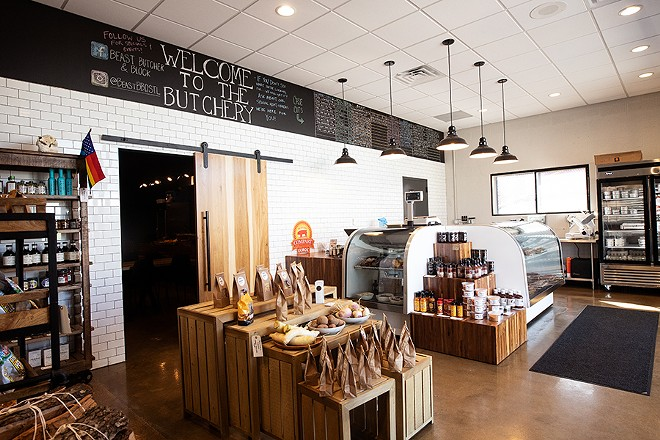 With a butcher shop on-site, BEAST Butcher & Block is your new destination for the best pork steak cuts in the area. - MABEL SUEN